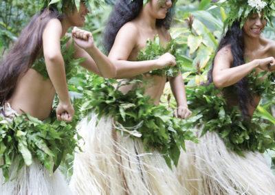 Danse Traditionnelle - Rurutu ©Gie Tahiti Tourisme