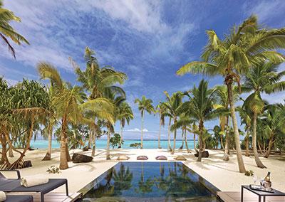 Séjour grand luxe à Tetiaroa & Bora Bora