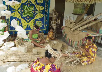Artisanat Rurutu - ©Gie Tahiti Tourisme