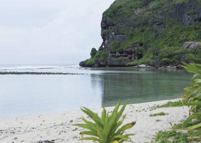 Rurutu Grotte et Plage - ©Gie Tahiti Tourisme
