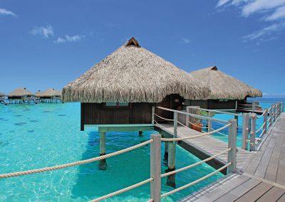© Hôtel Hilton Moorea Lagoon Resort & Spa