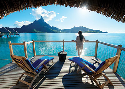 40% off at le Méridien Bora Bora