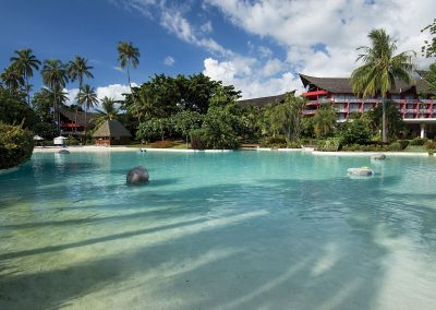 © Tahiti Ia Ora Beach Resort managed by Sofitel