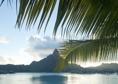 Bora Bora, la perle du Pacifique