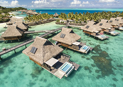 Special RE-OPENING OFFER : Conrad Bora Bora Nui