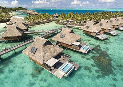 Séjour grand luxe: ré-ouverture Conrad Bora Bora Nui
