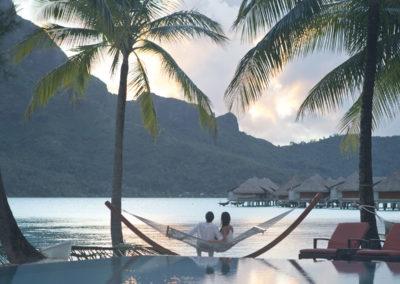 Luxe et Romance à Bora Bora - © Tahiti Tourisme