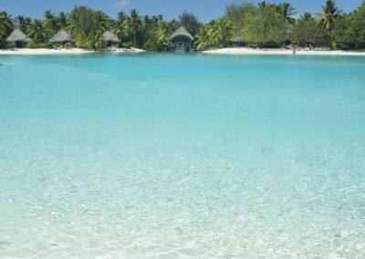 Lagon paisible à Bora Bora - © Tahiti Tourisme