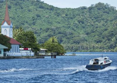 Taha'a © Tahiti Tourisme