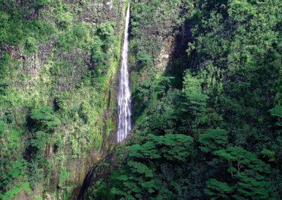 Cascade de Nuku Hiva © Tahiti Tourisme