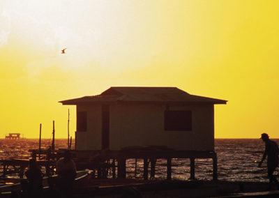 Manihi Sunset © Thierry Zysman