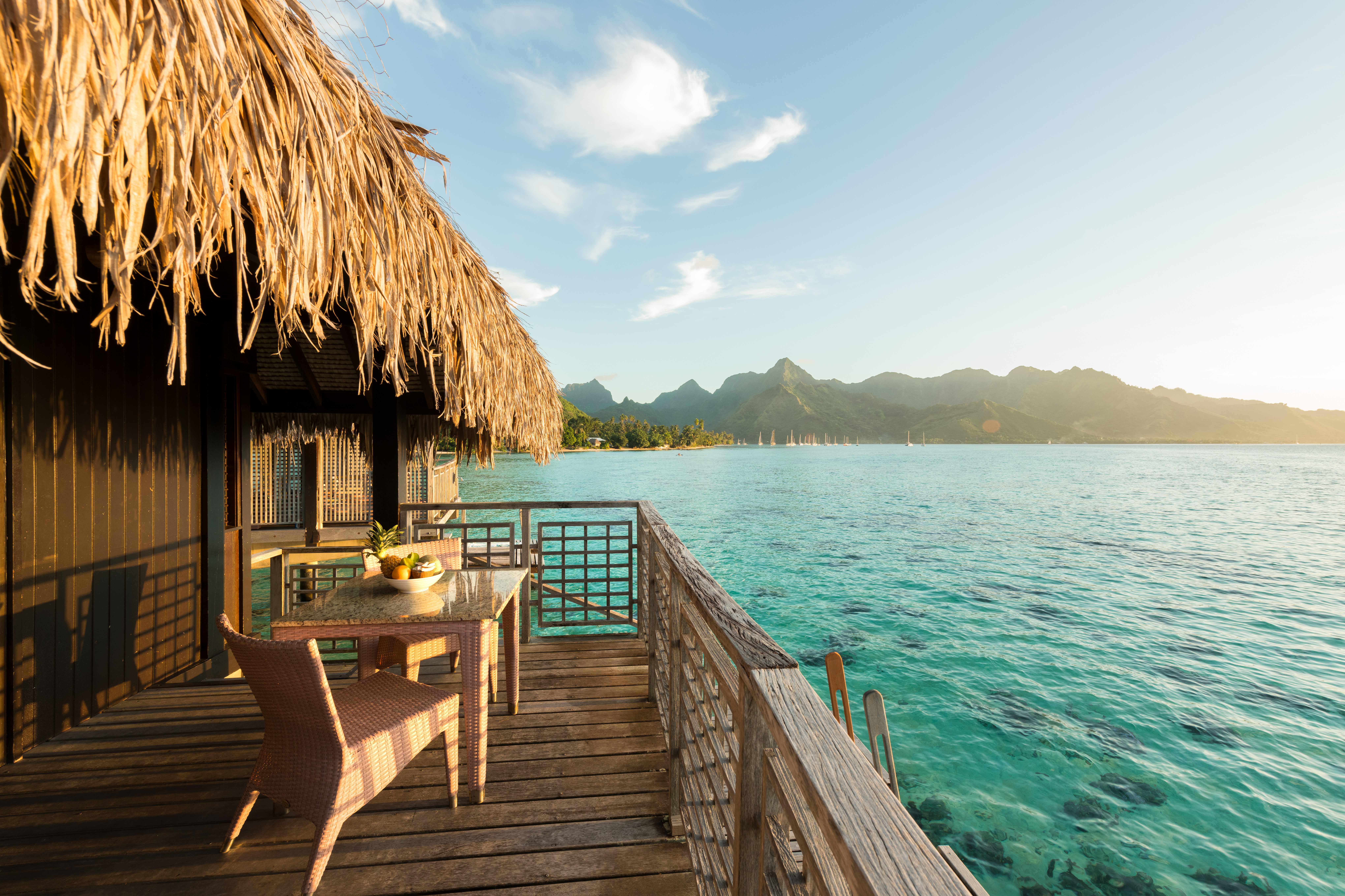 Moorea Bliss Overwater Experience By E Tahiti Travel