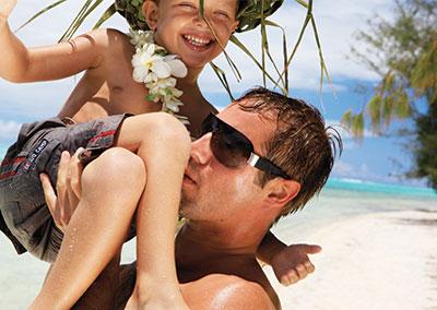 Vacaciones familiares en Tahiti & Moorea