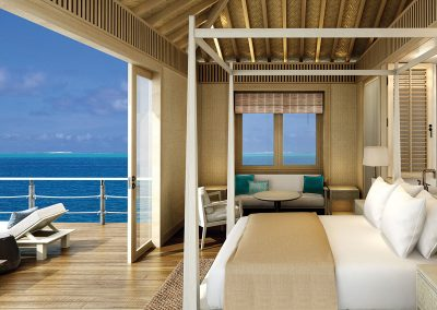 © Conrad Bora Bora Nui Resort Bungalow