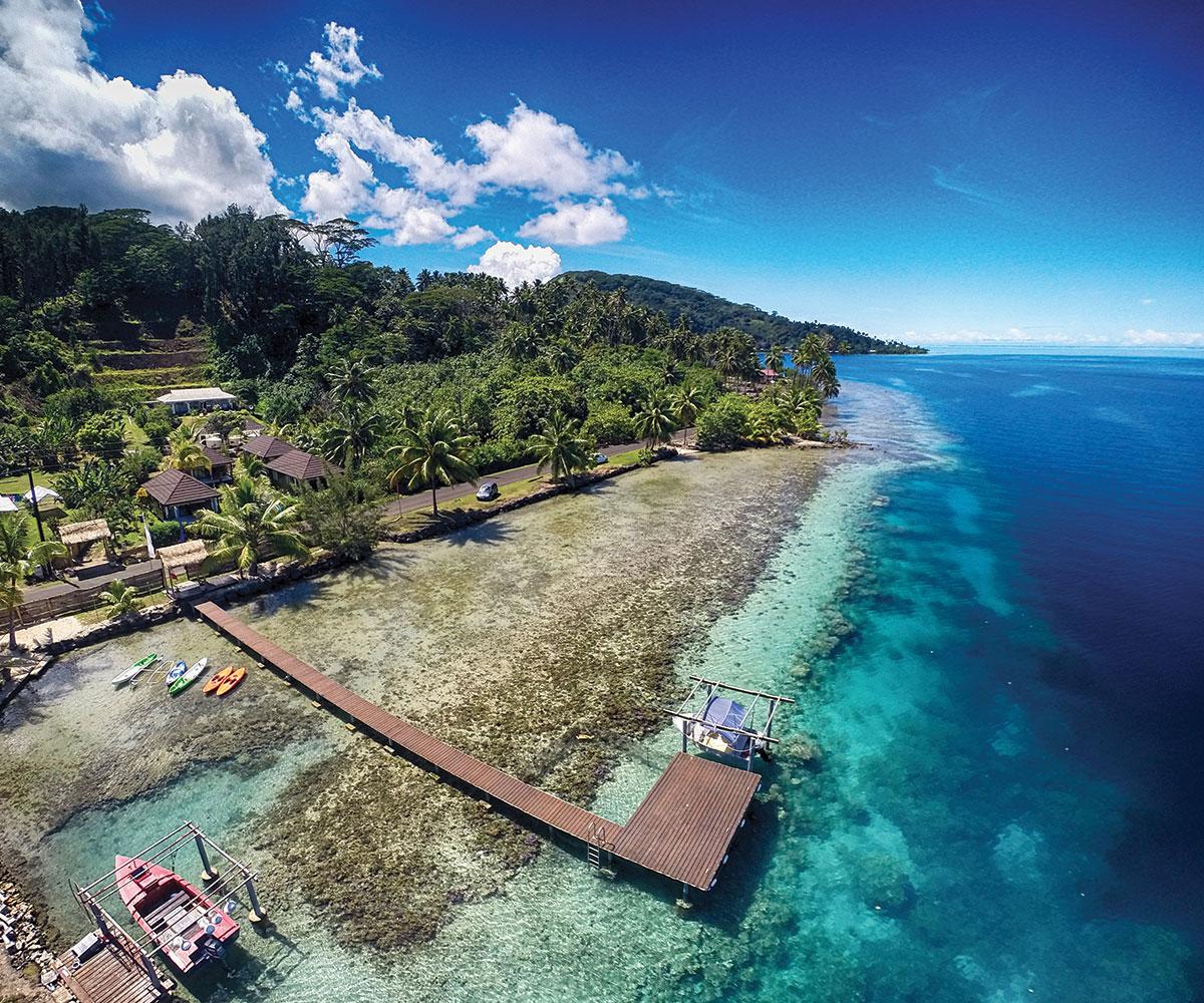 discover tahaa the vanilla island e tahiti travel package. Black Bedroom Furniture Sets. Home Design Ideas