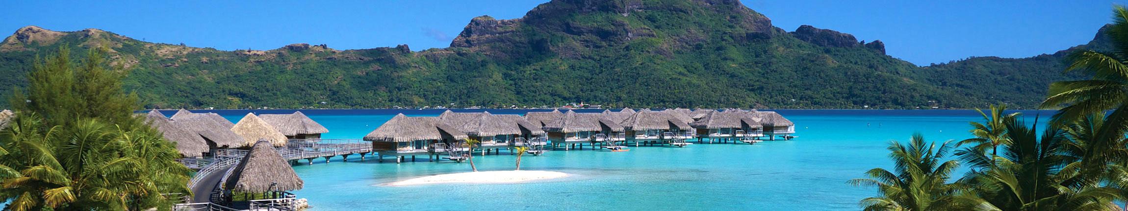 Intercontinental Bora Bora Resort Thalasso Spa E Tahiti Travel