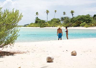 Le Charme «atypique» des Tuamotu