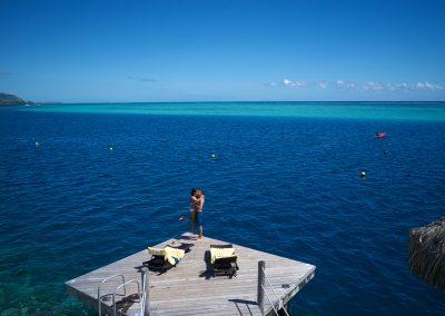 Le luxe à petit prix et en demi-pension: Tahiti, Moorea & Bora Bora
