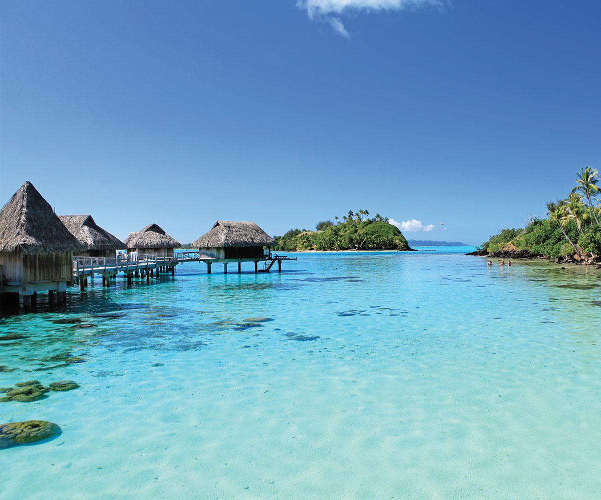 Best Hotels In Bora Bora Island