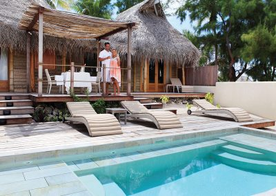 Villa Privée © Tikehau Pearl Beach Resort & SPA