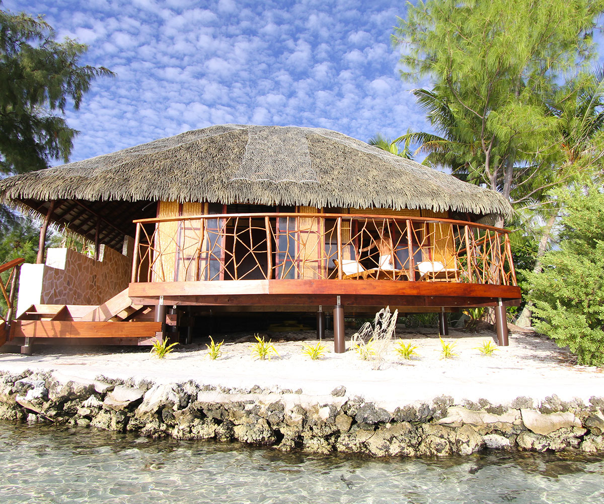 Paradise Island Superior Beach Bungalow: Stay At The Charming La Pirogue Api Hotel