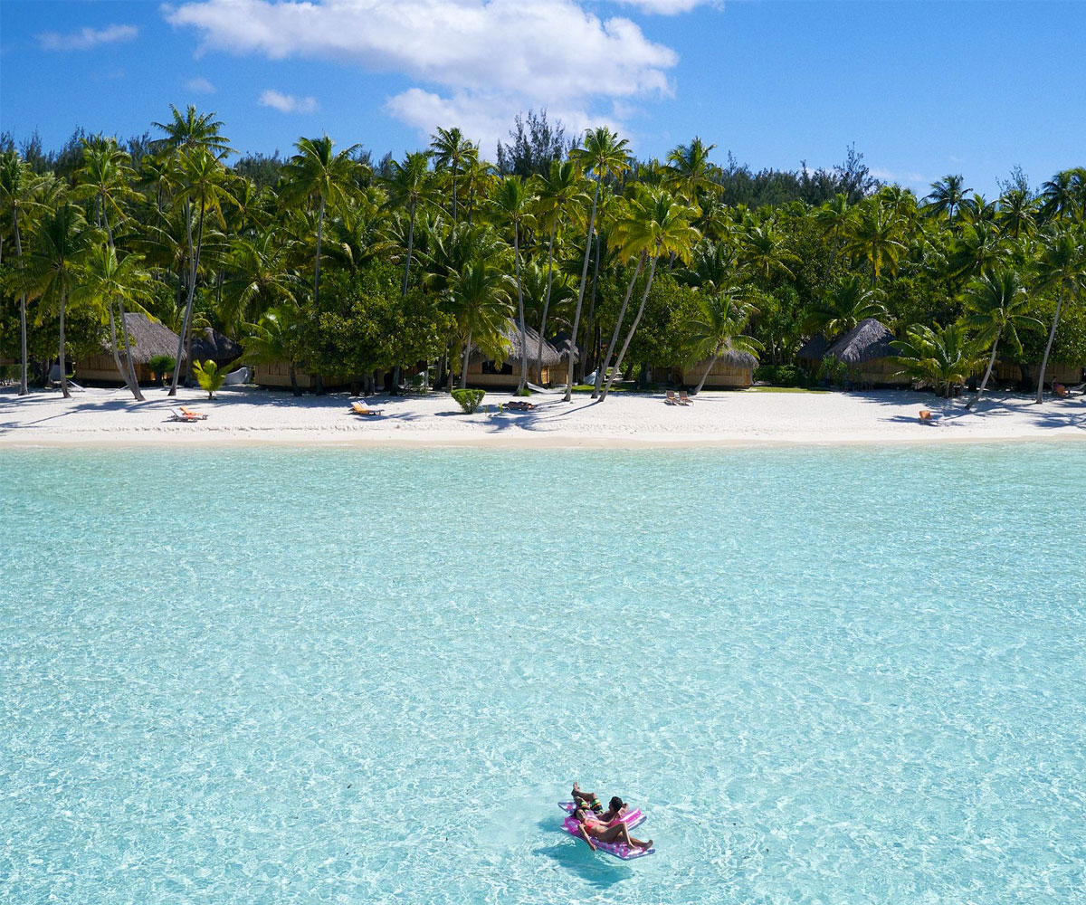 Bora Bora Pearl Beach Resort  Spa  Travel with eTahiti