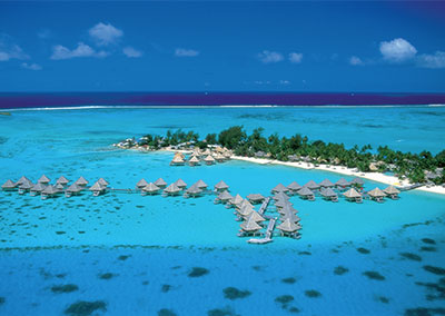 Amazing deal with InterContinental, SAVE 40%! Tahiti, Moorea & Bora Bora