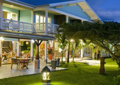 © Raiatea Lodge Hotel