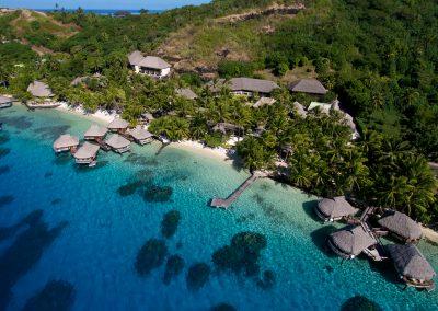 Lune de miel dans les îles de la Société & des Tuamotus