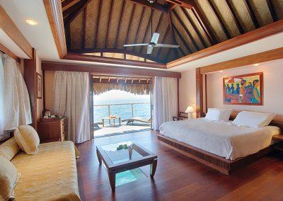 © Manava Moorea Beach Resort