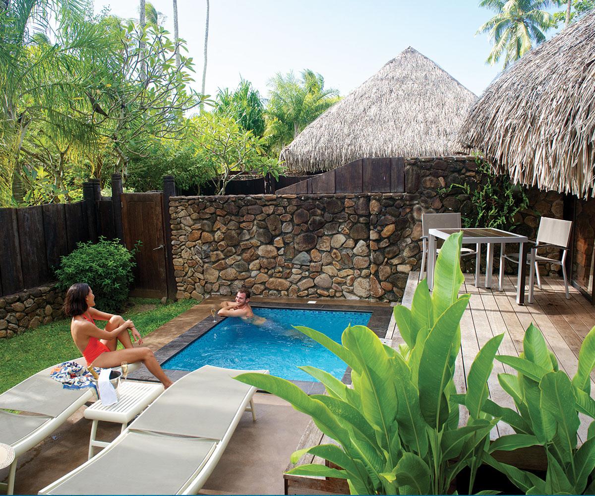 Beach Resort: Moorea Manava Beach Resort And Spa