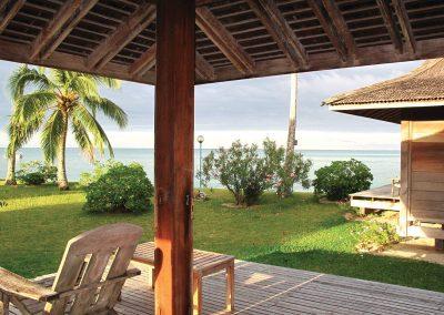 © Hôtel Matira Bora Bora