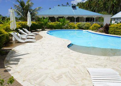 © Opoa Beach Hotel