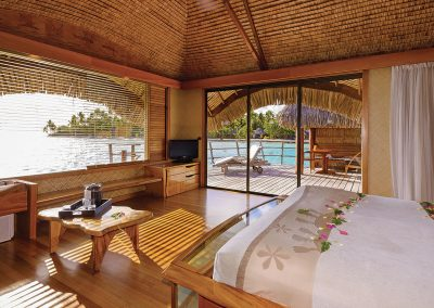 © Relais & Châteaux Tahaa Island Resort & Spa