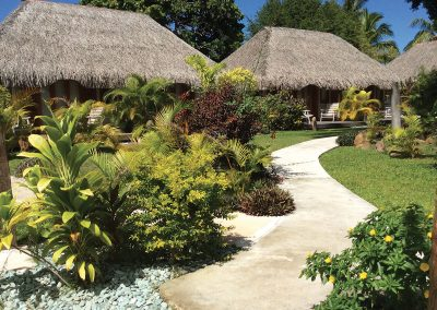 © Moorea Beach Lodge
