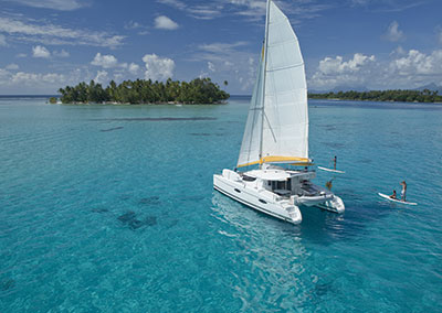 Best Value: Romantic private catamaran cruise