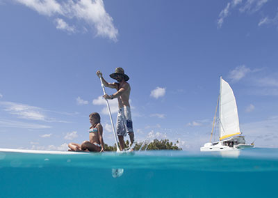 Create moments that last a lifetime in the islands of TAHITI