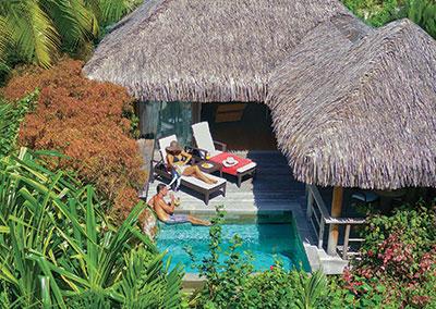 Séjour grand luxe: 3 Iles et 1 Atoll