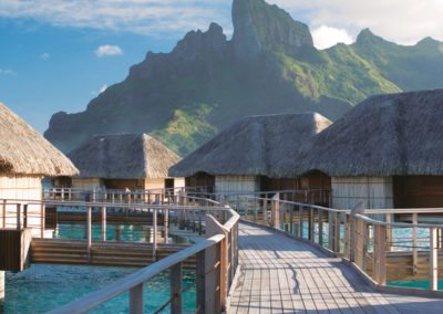 © Four Seasons Resort Bora Bora