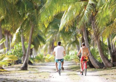 Promenade en Vélo