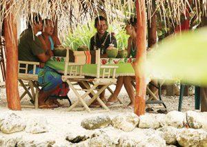 Découverte de Tahiti & ses Iles en pensions de famille
