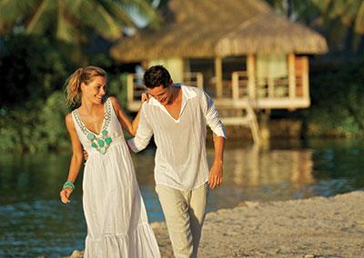 Tahiti, Moorea & overwater romance in Bora Bora