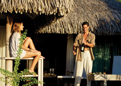 © Intercontinental Moorea Resort & Spa - Offre e-Tahiti Travel
