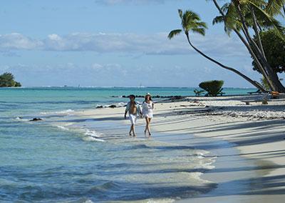 Célébrez votre amour d'île en atoll !