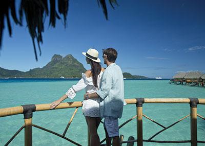 Voyage en amoureux à Tahiti & ses Iles