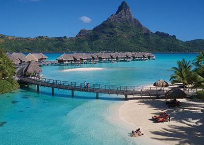 ©  InterContinental Bora Bora Resort & Thalasso Spa