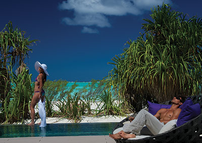 Luxury collection: Enjoy immaculate Tetiaroa