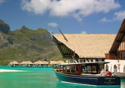© Hôtel Four Seasons Resort Bora Bora