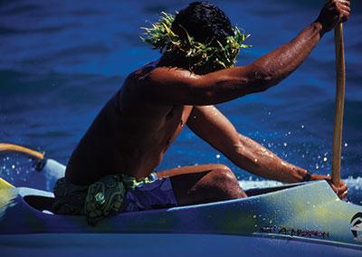 Championnat du monde de VAA – Tahiti & Rangiroa