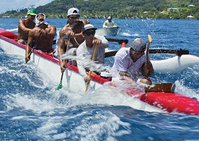 Championnat du monde de VAA – Tahiti & Bora Bora